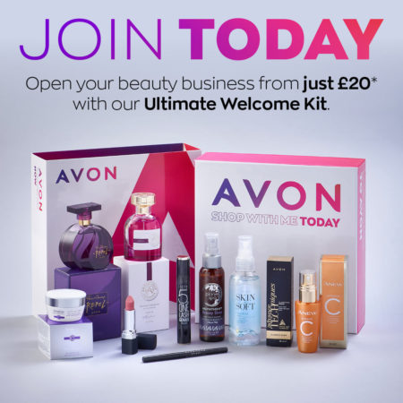 starter kit join Avon