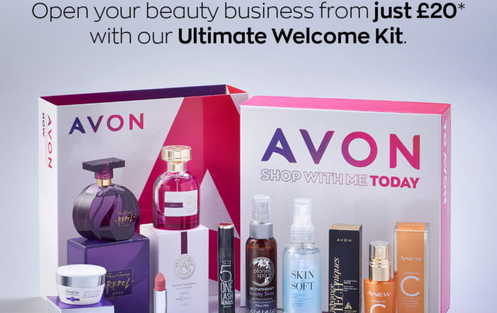 starter kit join Avon